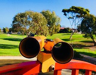 Pavana Reserve Playground Binoculars 1