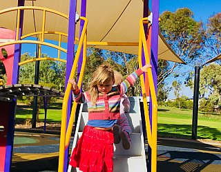 Pavana Reserve Playground Stairs Zb 2