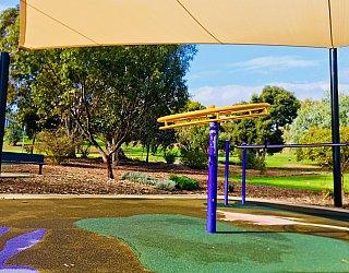 Pavana Reserve Playground Gyro Spinner 1