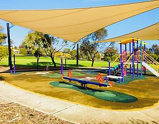 Pavana Reserve Playground Shade 1