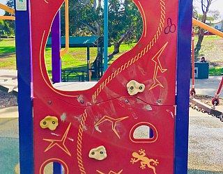 Pavana Reserve Playground Rock Climbing 1