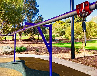 Pavana Reserve Playground Flying Fox 3