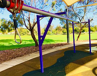 Pavana Reserve Playground Flying Fox 2