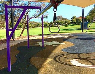 Pavana Reserve Playground Flying Fox 1