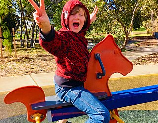 Pavana Reserve Playground Seesaw Xb 2