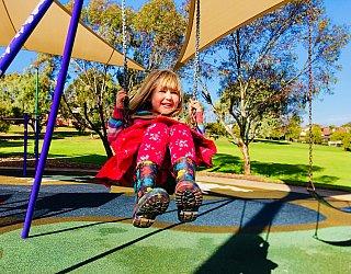 Pavana Reserve Playground Swings Zb 2