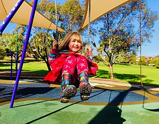 Pavana Reserve Playground Swings Zb 2