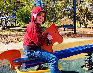 Pavana Reserve Playground Seesaw Xb 1