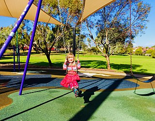 Pavana Reserve Playground Swings Zb 1
