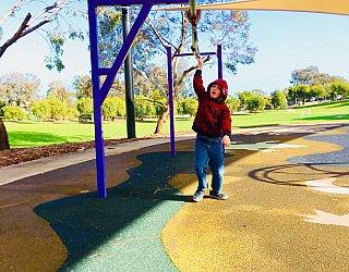 Pavana Reserve Playground Flying Fox Xb 1