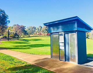 Pavana Reserve Facilities Toilet 2