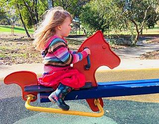 Pavana Reserve Playground Seesaw Zb 2