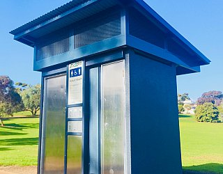 Pavana Reserve Facilities Toilet 1