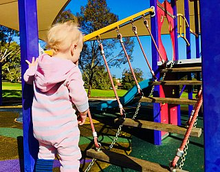 Pavana Reserve Playground Bridge Eb 1