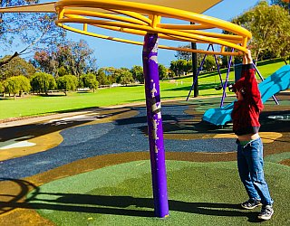 Pavana Reserve Playground Gyro Spinner Xb 1