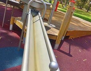 Kenton Avenue Reserve Playspace Pump Channel 8