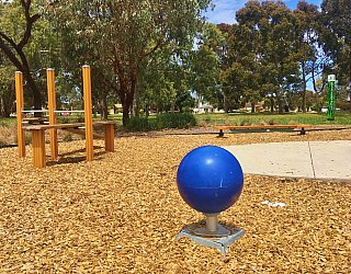 Kentonavenue Reserve Fitness Area