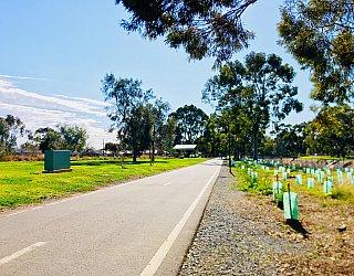 Rosedale Avenue Reserve Sturt River Linear Park 1