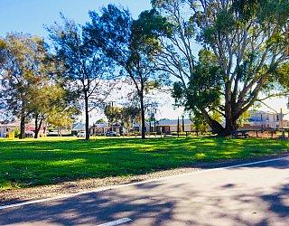Rosedale Avenue Reserve 2