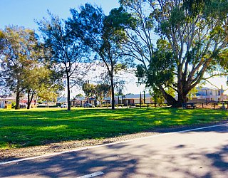 Rosedale Avenue Reserve 2