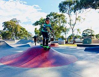 Oaklands Reserve Oaklands Recreation Plaza Skate Rollover Hip Xb 1