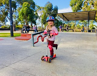 Oaklands Reserve Oaklands Recreation Plaza Skate Flat Bank Zb 3