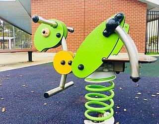 York Avenue Reserve Playground Springer 1