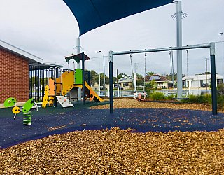 York Avenue Reserve Playground 1
