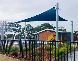 York Avenue Reserve Shade 1