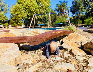 Glade Crescent Reserve Junior Playground Rocky River 1 Eb