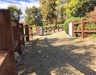Glade Crescent Reserve Senior Playground Path 1