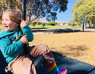 Glade Crescent Reserve Senior Playground Flying Fox 5 Zb