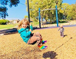 Glade Crescent Reserve Senior Playground Flying Fox 4 Eb Zb