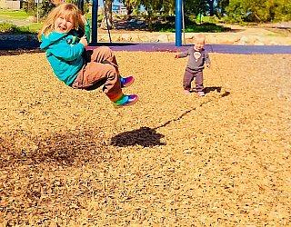 Glade Crescent Reserve Senior Playground Flying Fox 3 Eb Zb