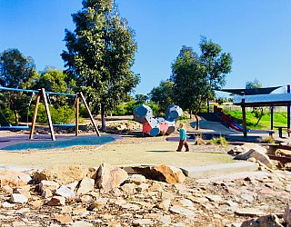 Glade Crescent Reserve Junior Playground 2
