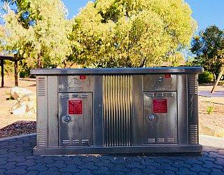 Glade Crescent Reserve Facilities Bbq 1