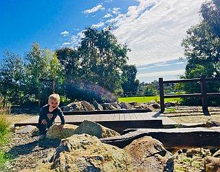 Glade Crescent Reserve Junior Playground Brdige 3 Eb