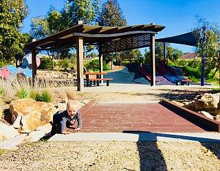 Glade Crescent Reserve Junior Playground Brdige 1 Eb