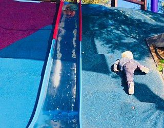 Glade Crescent Reserve Junior Playground Slides 3 Zb Eb