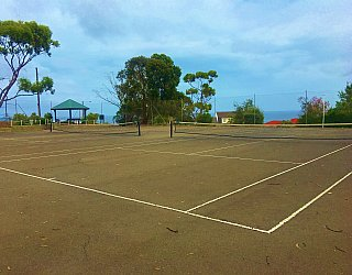 Mcconnell Avenue Reserve Tennis