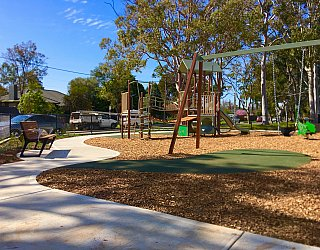 Woodforde Family Reserve Playground 1
