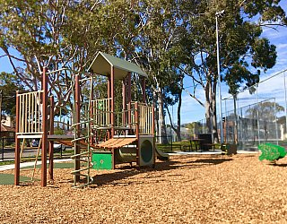 Woodforde Family Reserve Playground Multistation 2