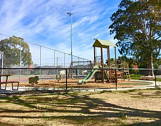 Woodforde Family Reserve Playground Fencing 1