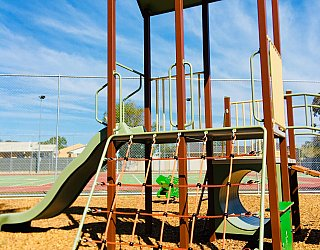 Woodforde Family Reserve Playground Multistation 1