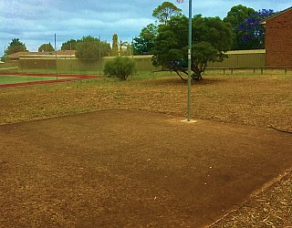 Nannigai Drive Reserve Netball