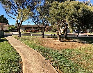 Nannigai Drive Reserve Path 2