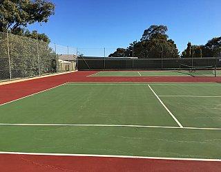 Nannigai Drive Reserve Tennis 1