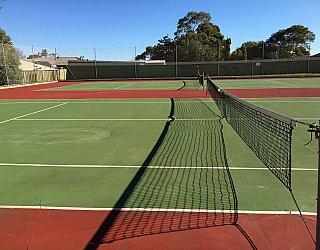 Nannigai Drive Reserve Tennis 2