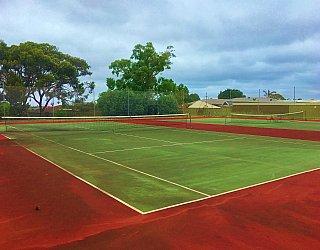 Nannigai Drive Reserve Tennis 3