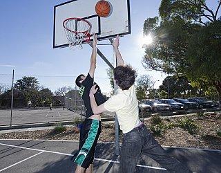 Hazelmere Road Reserve Sport Basketball 1